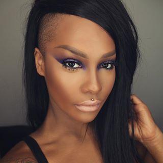 instagrin  makeup tutorial foundation melt cosmetics