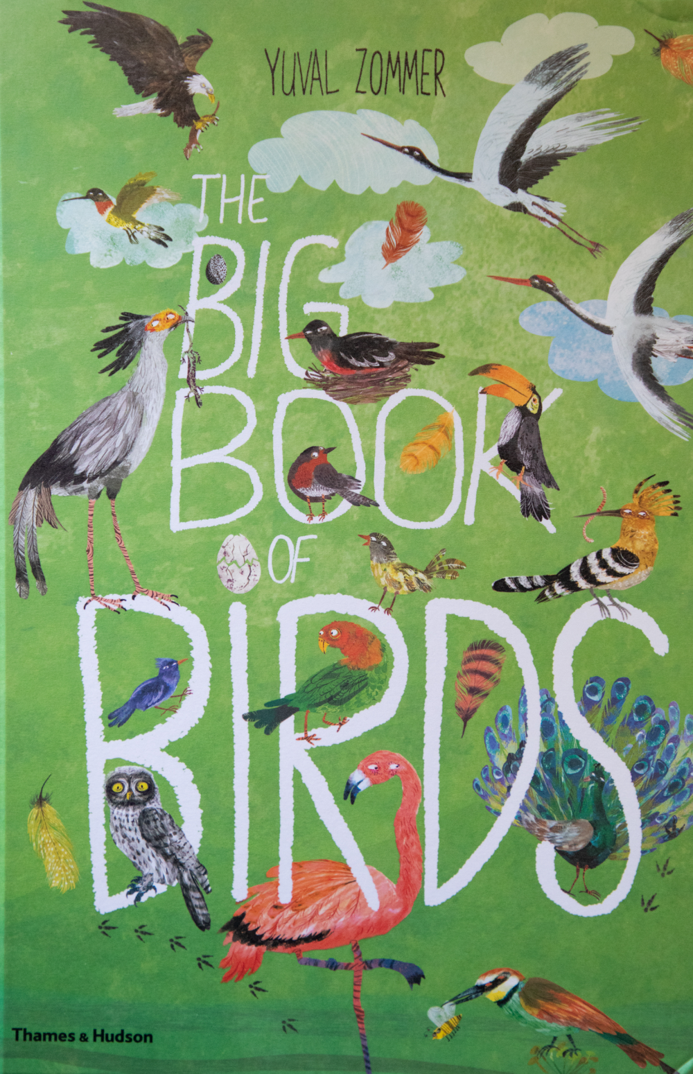 Ten Birdy Children's Books to Read With Your Fledglings ...