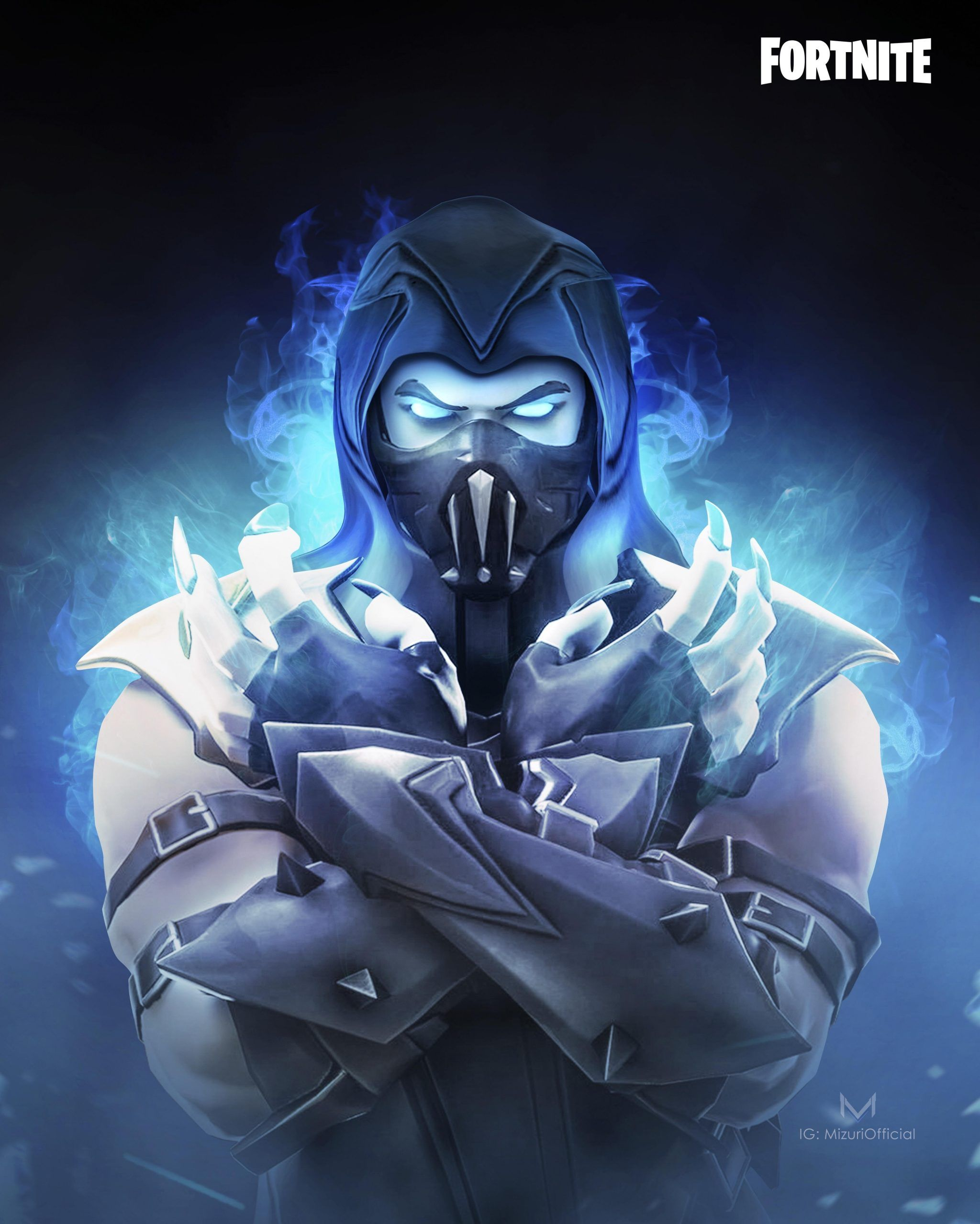 Sub Zero Skin Fortnite Fortnite X Mortal Kombat Subzero Version A Few People Scaled In 2020 Mortal Kombat Mortal Kombat Characters Mortal Kombat Art