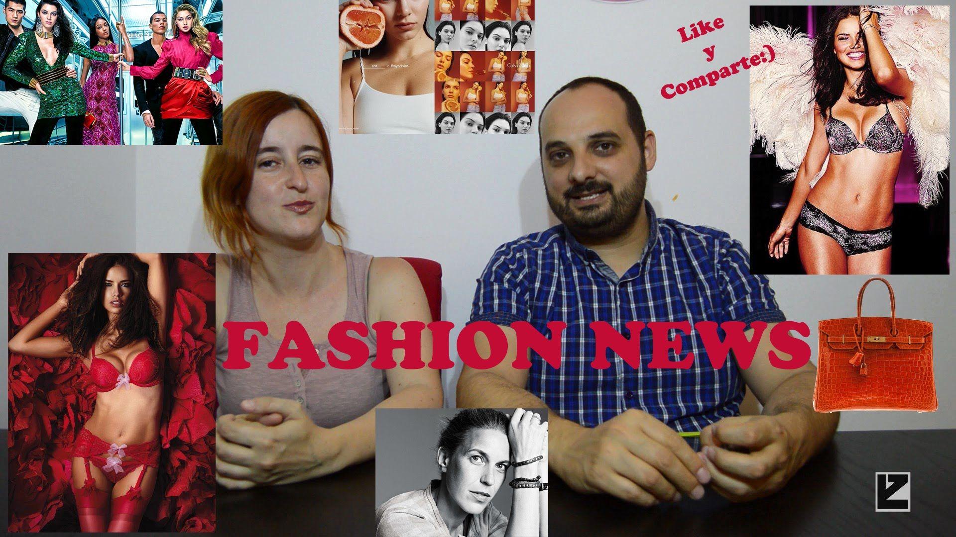 Noticias de la moda del mes de Junio