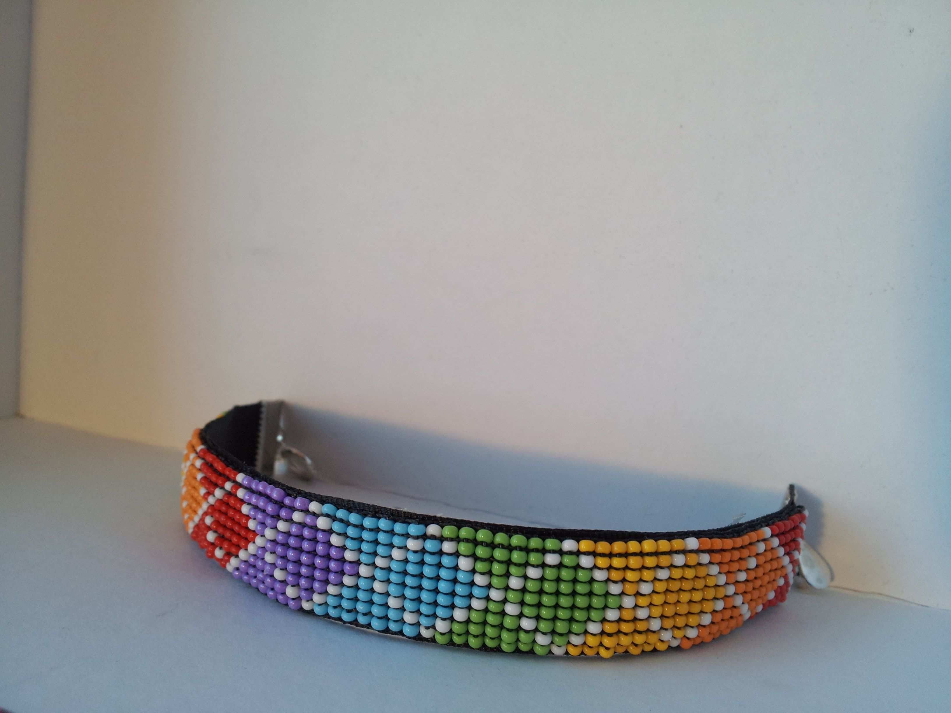 Rainbow arrows bead loomed beads loom pinterest arrow rainbow arrows bead loomed baditri Images