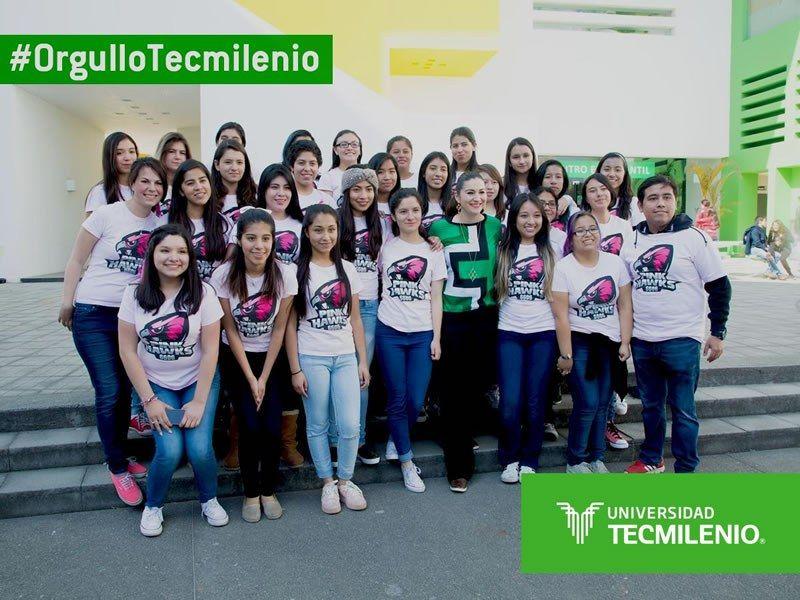 México compite en robótica con un equipo 100% femenino - https://webadictos.com/2017/02/28/mexico-robotica-equipo-femenino/?utm_source=PN&utm_medium=Pinterest&utm_campaign=PN%2Bposts