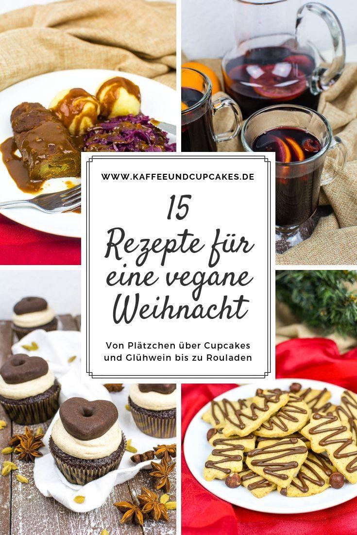 15 Rezepte für eine vegane Weihnachtszeit #celebrationcakes