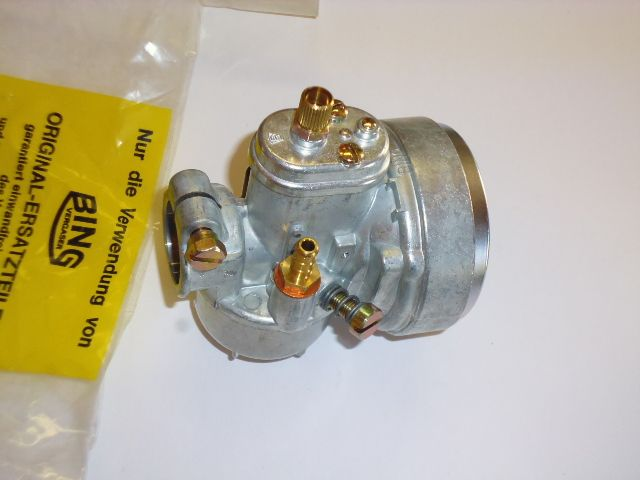 Bing 1 17 114 Original Carburetor Puch 17mm