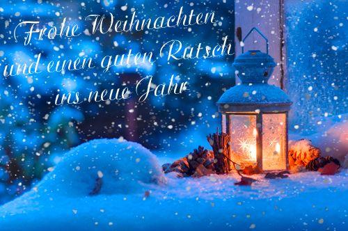Wünsche Dir Schöne Weihnachten Guten Rutsch