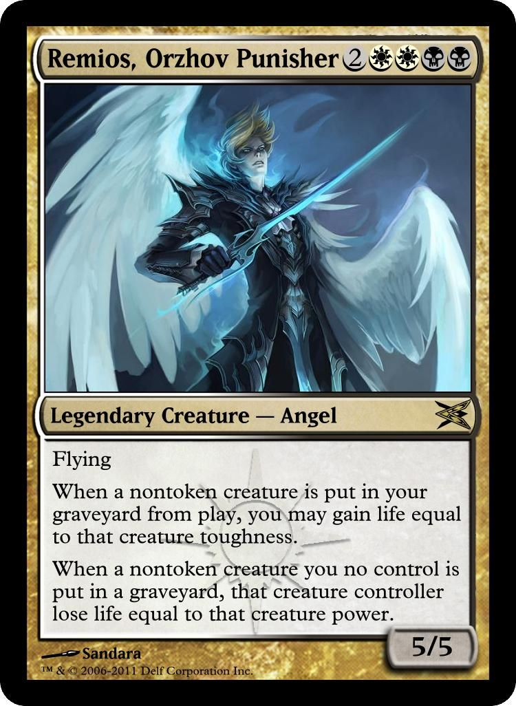 Remios Orzhov Punisher Magic The Gathering Magic Card Game The Gathering Never miss important mtg news again! remios orzhov punisher magic the