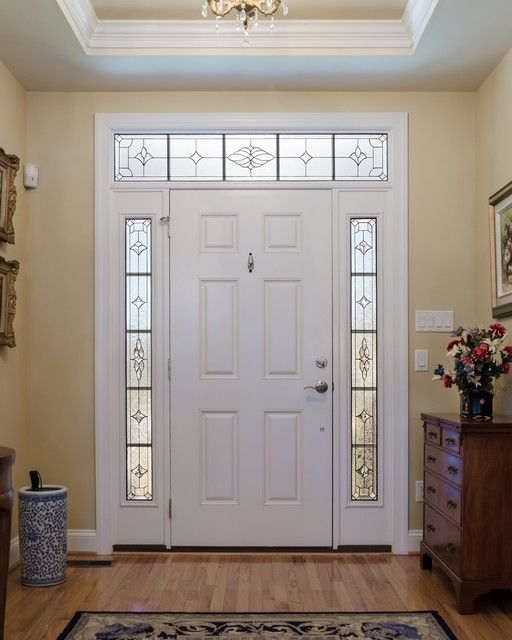 Entry Doors With Side Lights And Transom, Front Doors Creative Ideas: Front  Door Sidelights   GeneralUSA