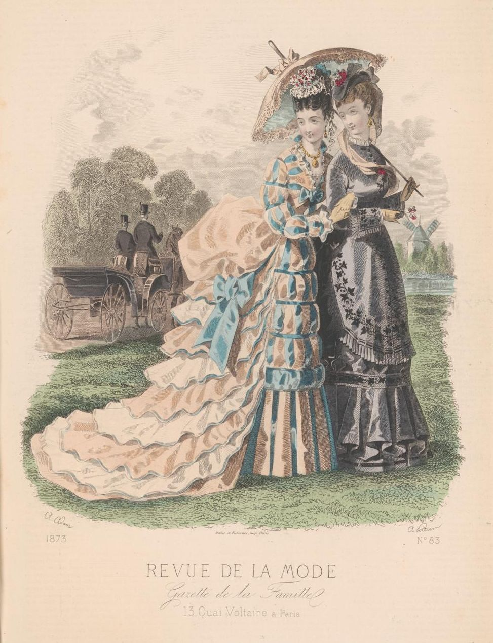 revue de la mode 1873 1873s fashion plates pinterest fashion plates bustle and victorian. Black Bedroom Furniture Sets. Home Design Ideas