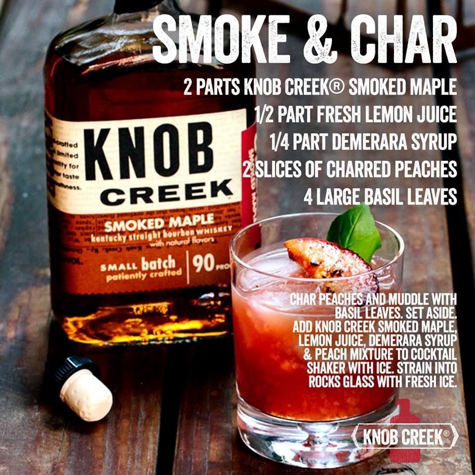 knob creek smoked maple review intoxicology pinterest