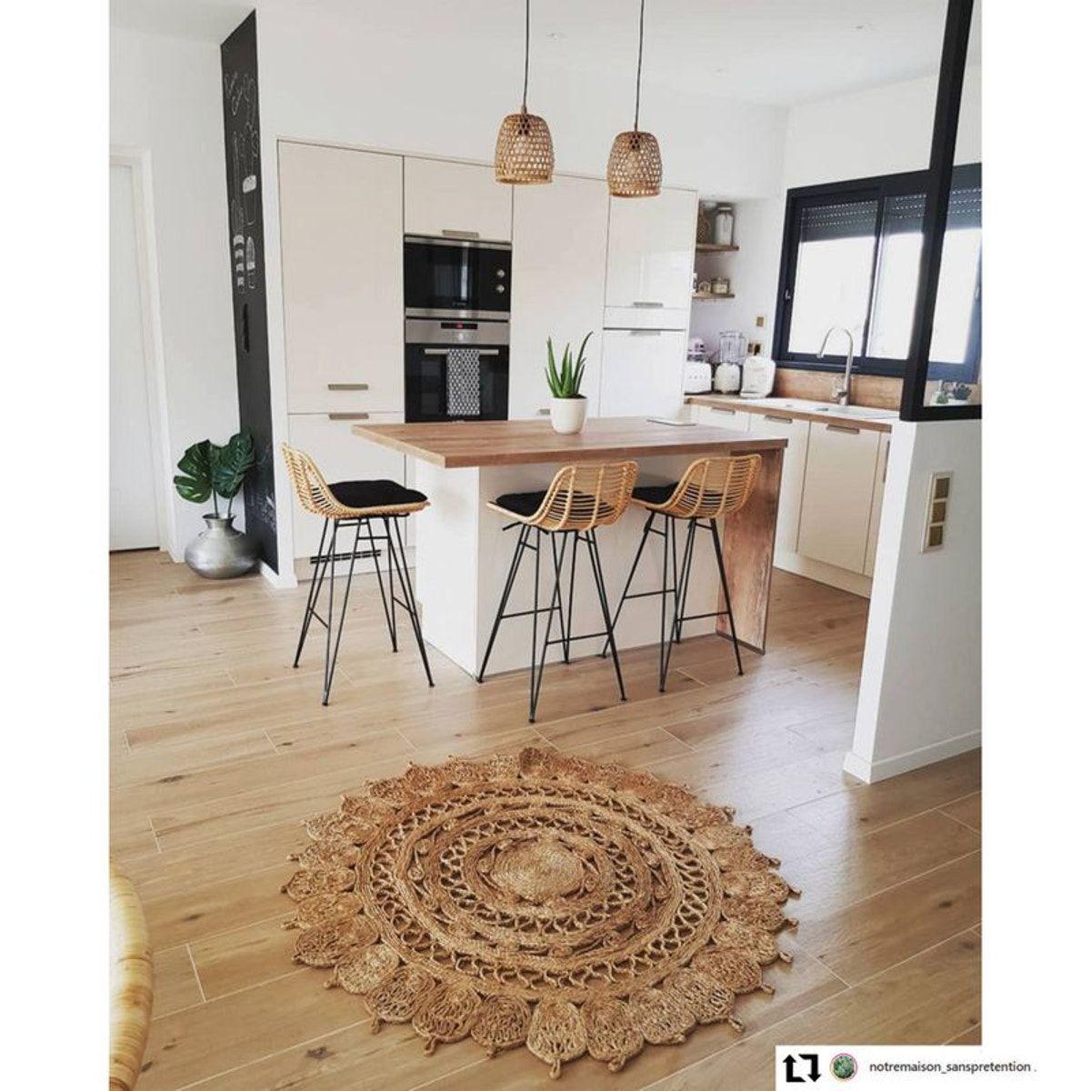 Bar En Capurgana 2019Products 67cm Design Rotin Chaise De jAR34qSLc5