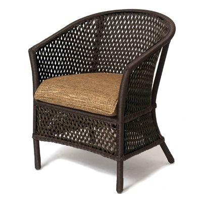 Incroyable Lloyd Flanders Grand Traverse Barrel Chair Seat Cushion