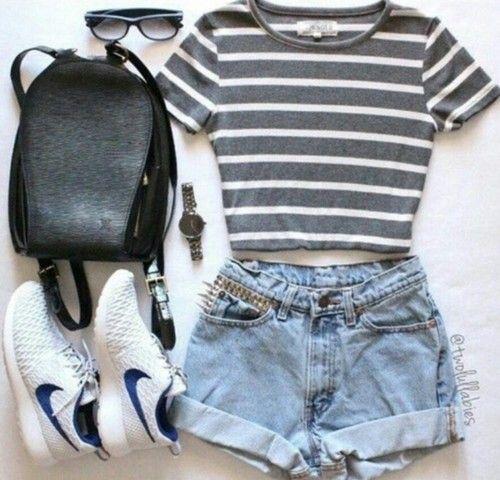 Imagem de outfit, fashion, and nike