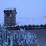 Neve alla Pantana