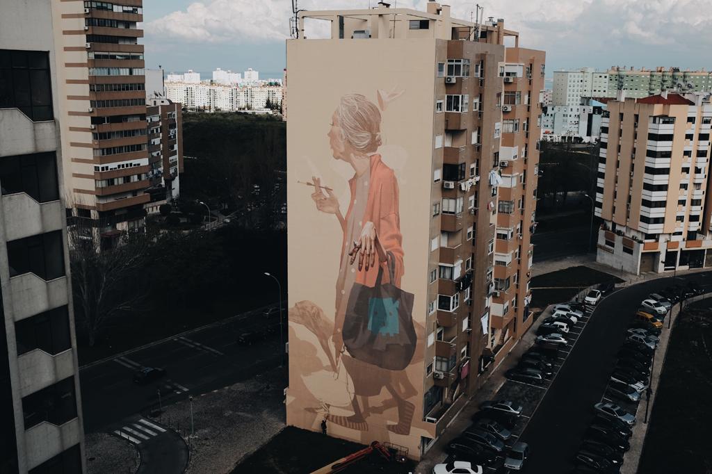 Sainer, Etam Cru -  Lisboa, Portugal