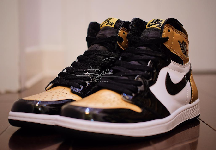 53eaa32ebbdee2 You can mistake this for the recent Air Jordan 1 Gold Top 3 but this ...