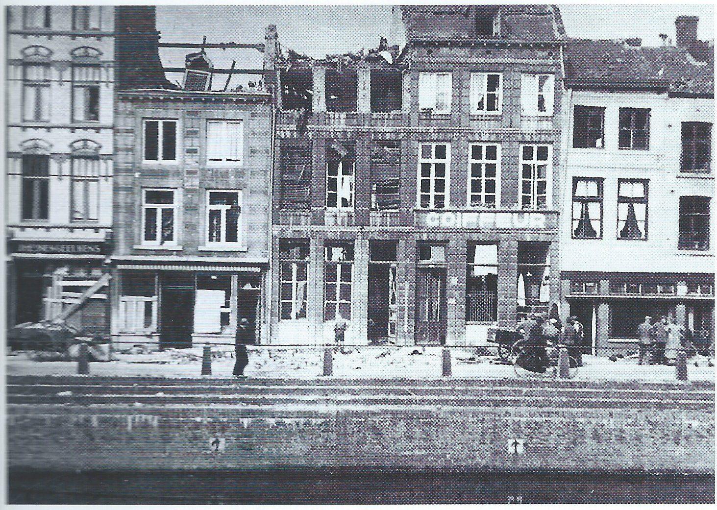 kesselskade 1940