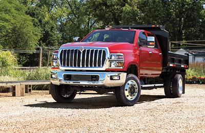 Trucks International® Trucks International truck