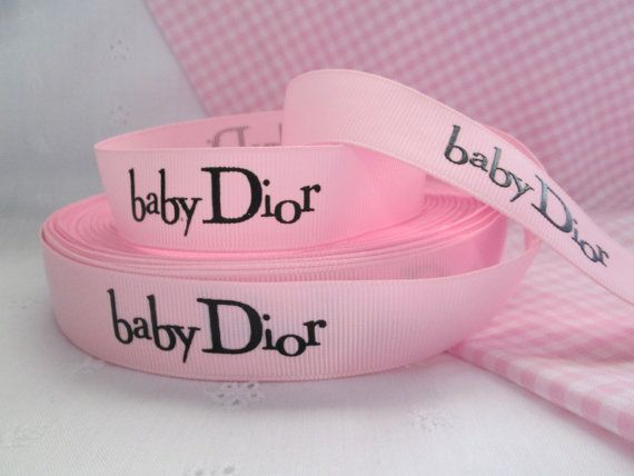 346d7b973ae Baby Dior in Pink ribbon