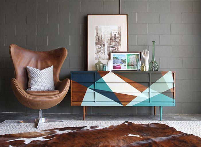 1001 id es diy quelle peinture pour repeindre un meuble Peindre table en bois sans poncer