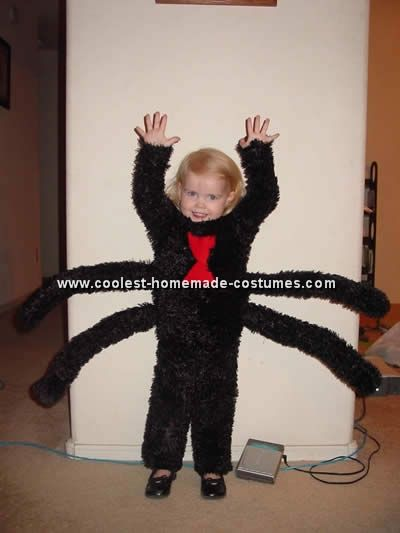 take a look at these homemade kid halloween costumes submitted to our annual halloween costume contest youll also find the most amazing photo gallery of - Kids Spider Halloween Costume