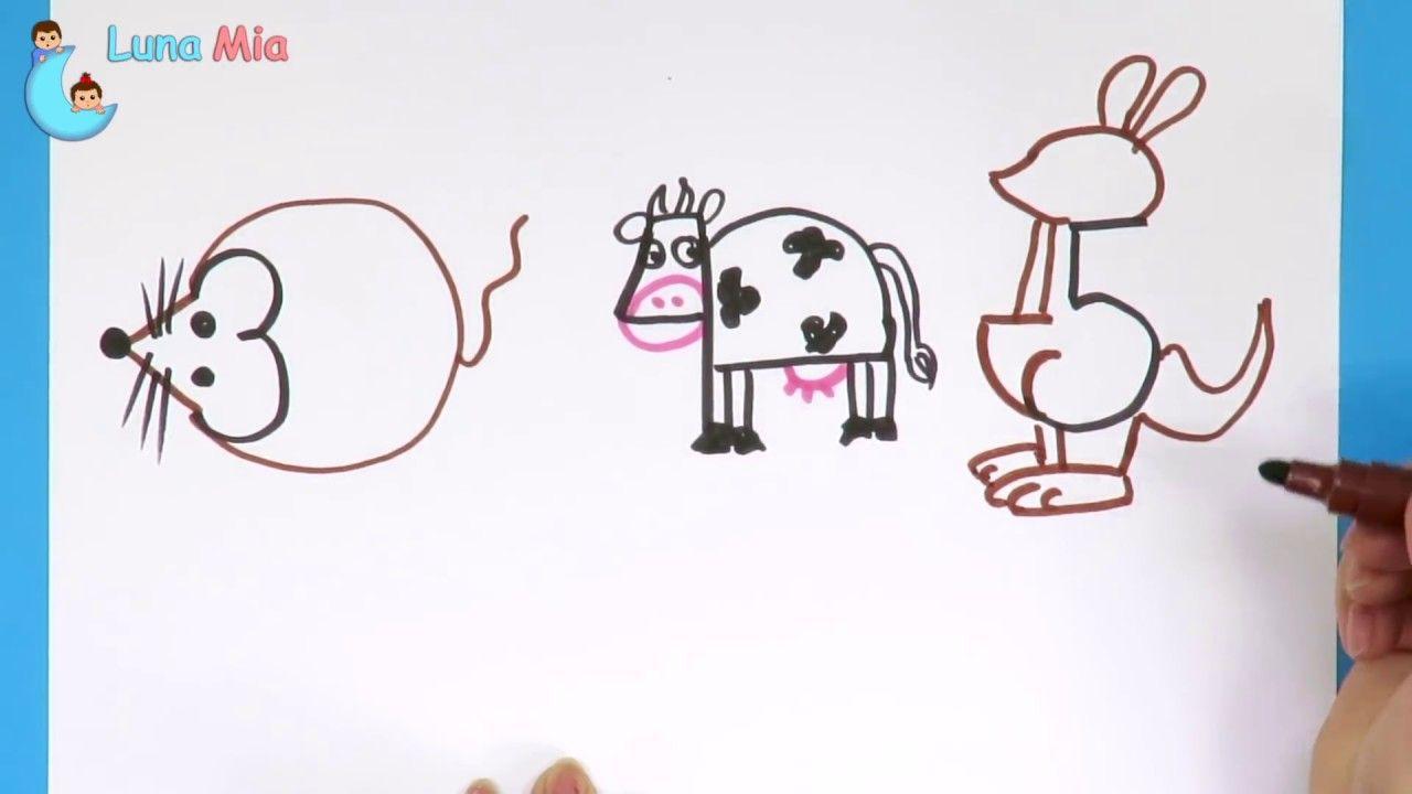 Convierte Numeros En Animales Adivina Que Numero No Es Un Animal Lu Aprender A Dibujar Animales Ensenar A Dibujar Dibujos Para Ninos