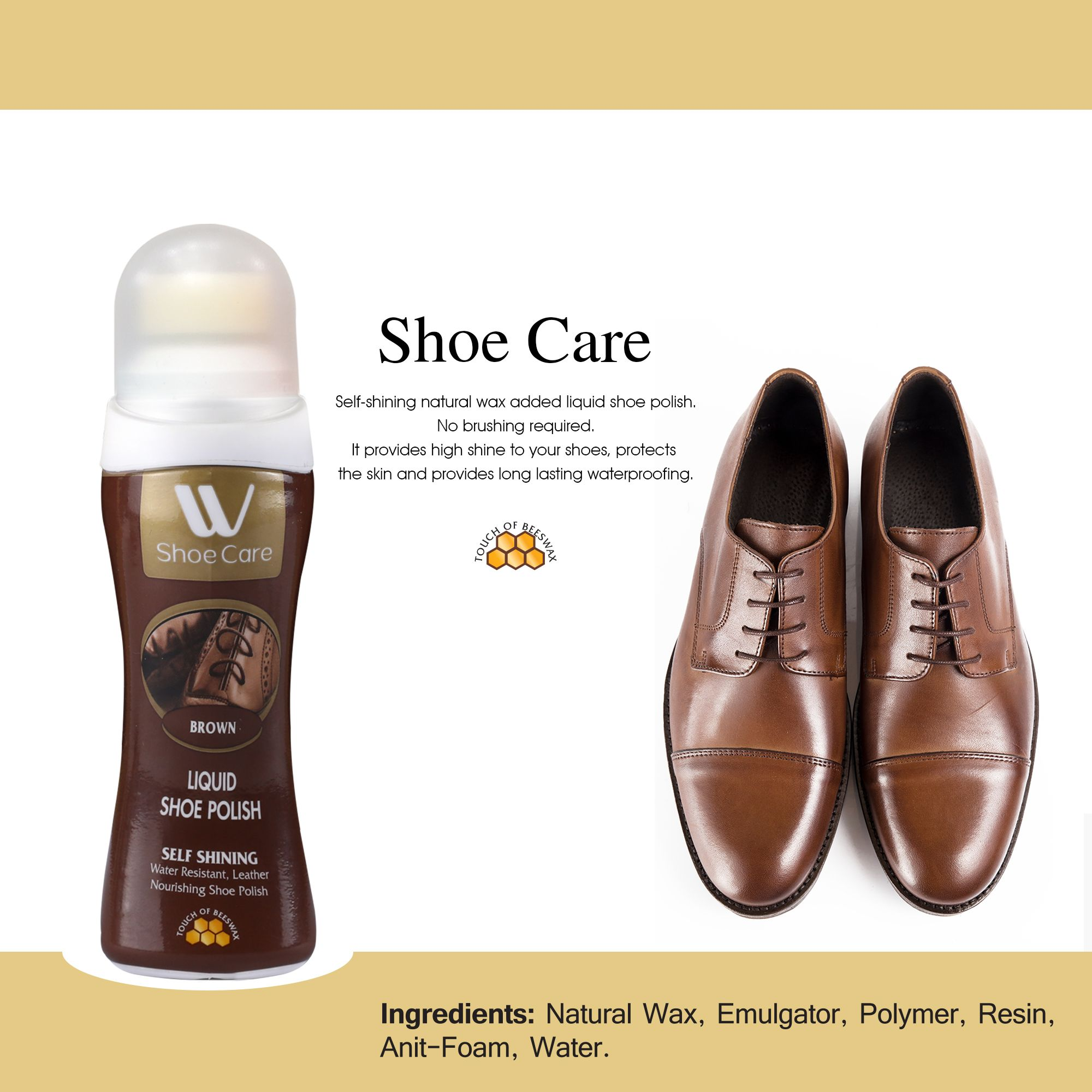 Coloring Leather With Shoe Polish