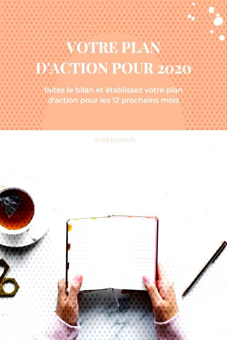 Faire son plan daction pour 2020 La méthode pas-à-pas pour établir votre plan daction pour 202