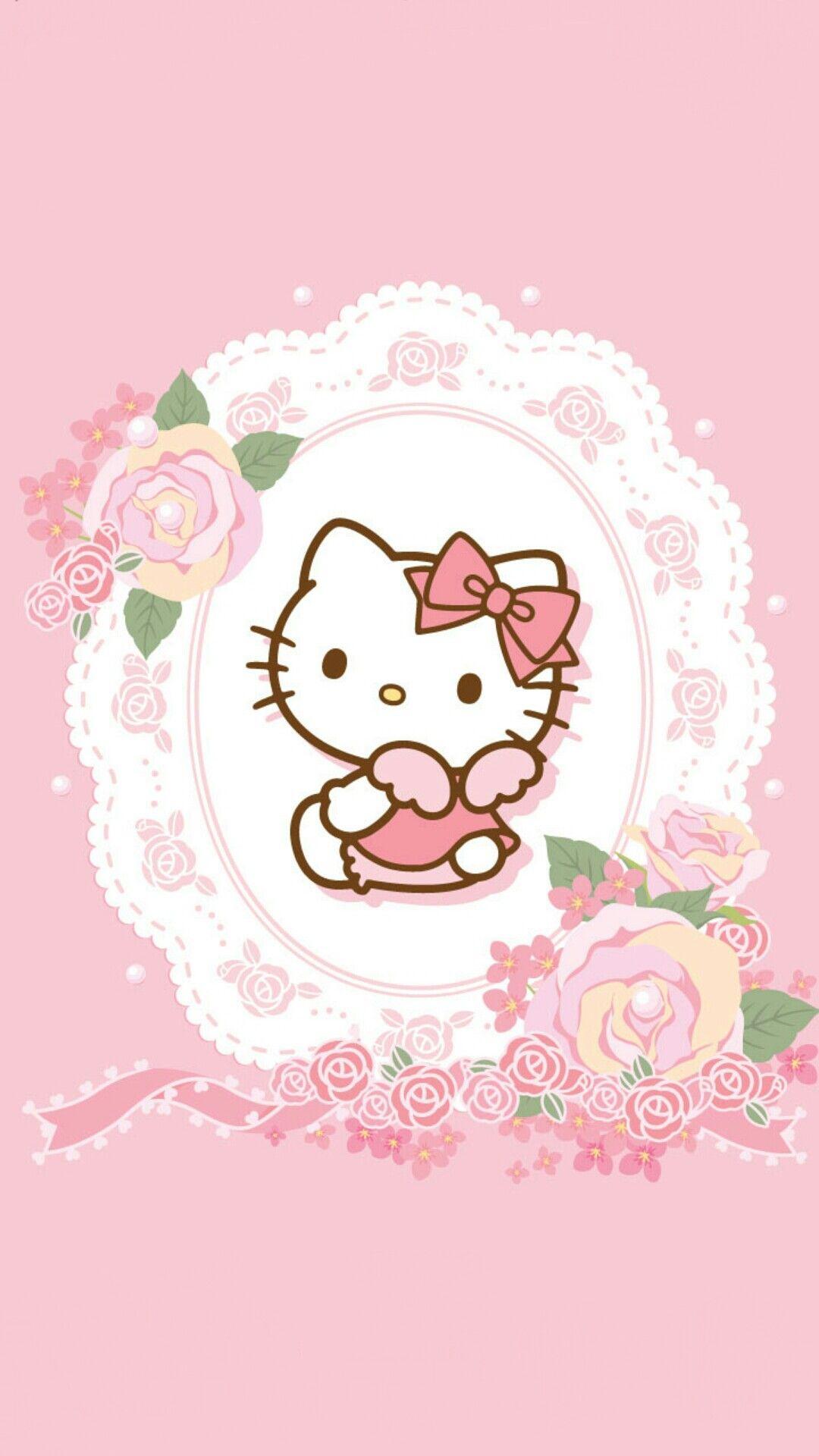 Fantastic Wallpaper Hello Kitty Home Screen - edf444e96dfe730d13560cb530fd015e  Image_983362.jpg