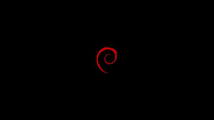Golden Ratio Minimalism Debian Linux Wallpaper Linux Hd Wallpaper Graphic Wallpaper