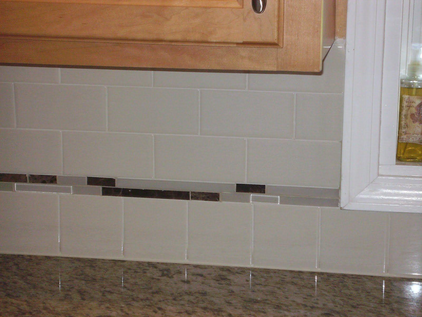 - Subway Tile Backsplash White Subway Tile Backsplash, Home Depot