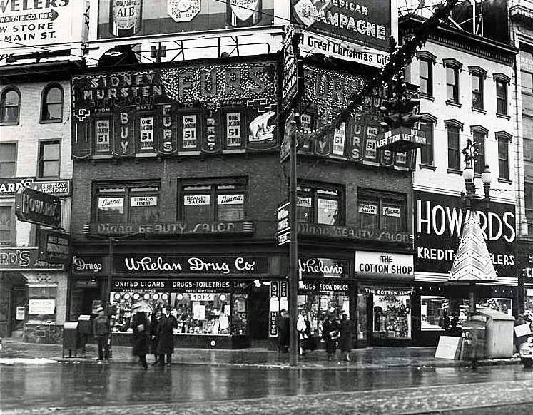 1940 S Main And Genesee Streets New York Buffalo New York Long