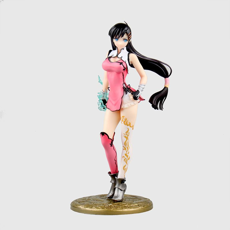 Anime Alphamax BLADE ARCUS from Shining Wang Bailong PVC Figure Toy No Box 24cm