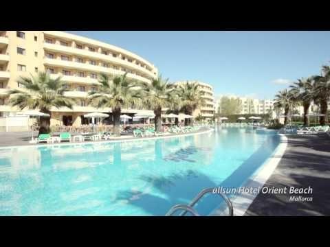 Allsun Hotel Orient Beach Mallorca Sa Coma Allsun Hotels Hotel