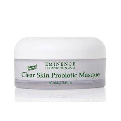 Eminence Clear Skin Probiotic Masque Tamron Hall Facial Mask Eminence Organic Skin Care Organic Skin Care Eminence Organics