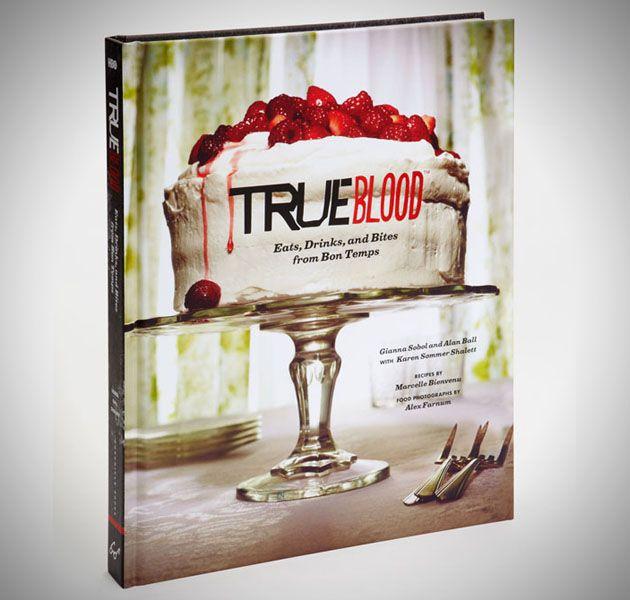 True Blood cookbook on Design You Trust