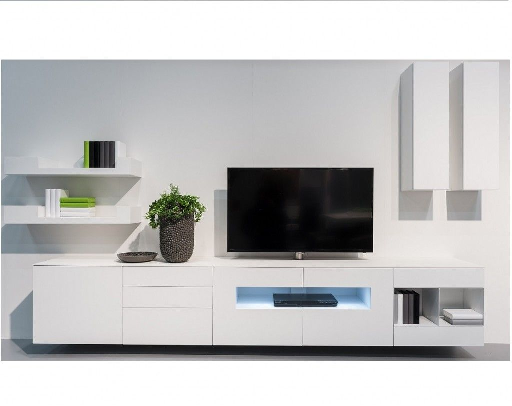 Tv Meubel In Wit Hoogglans.Karat Wit Hoogglans Tv Meubel In 2020 Meubels Interieur En