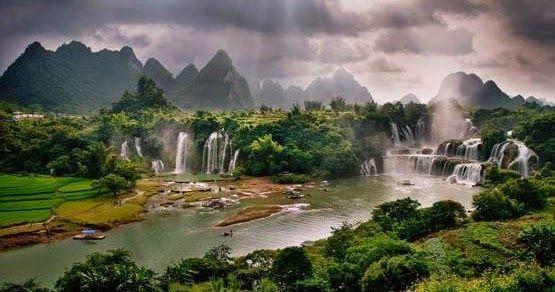 Pemandangan Alam Yg Terindah Di Dunia Pemandangan Pemandangan Alam Yg Terindah Di Duniahttp Pemandanganoce Blogspot Co Pemandangan Alam Perjalanan Kereta Api