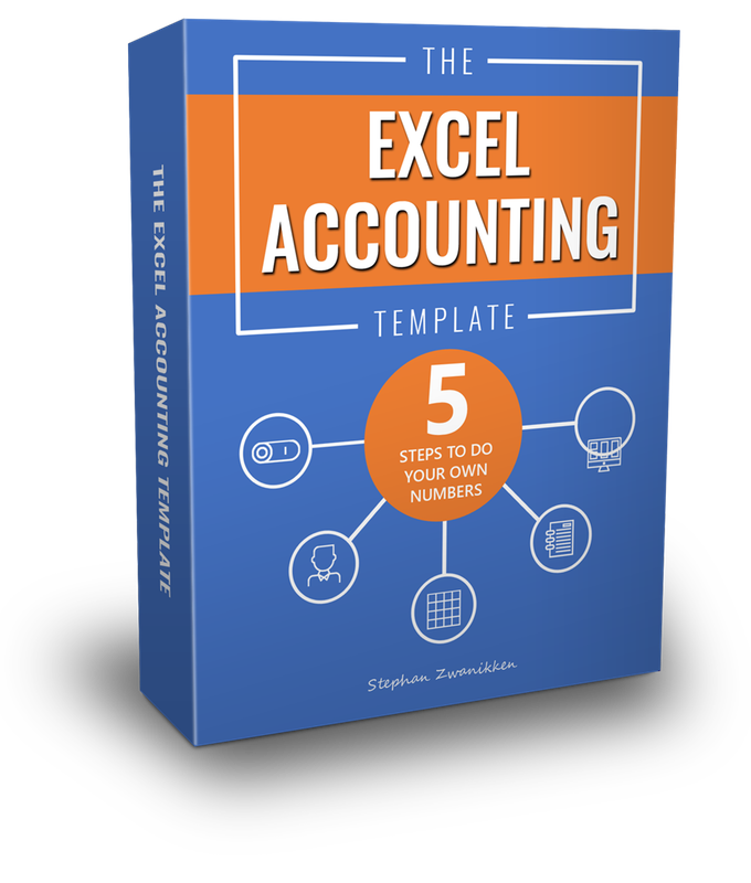 meet excel accounting template the all in one accounting solution