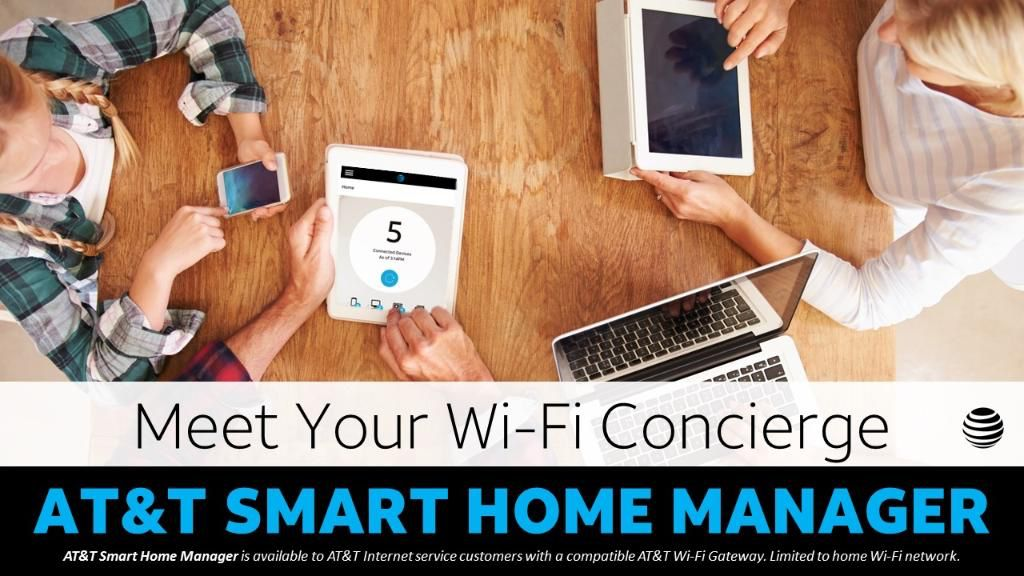 AT&T users, try out our new free Smart Home