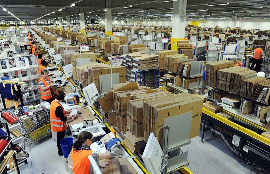 Does Long Island Have What Amazon Wants Warehouse Big Corporation Amazon Jobs