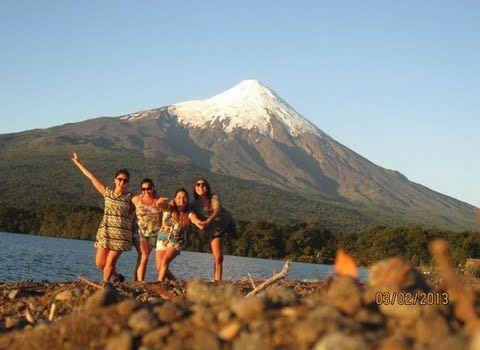 Volcán Osorno Ensenada-Chile.