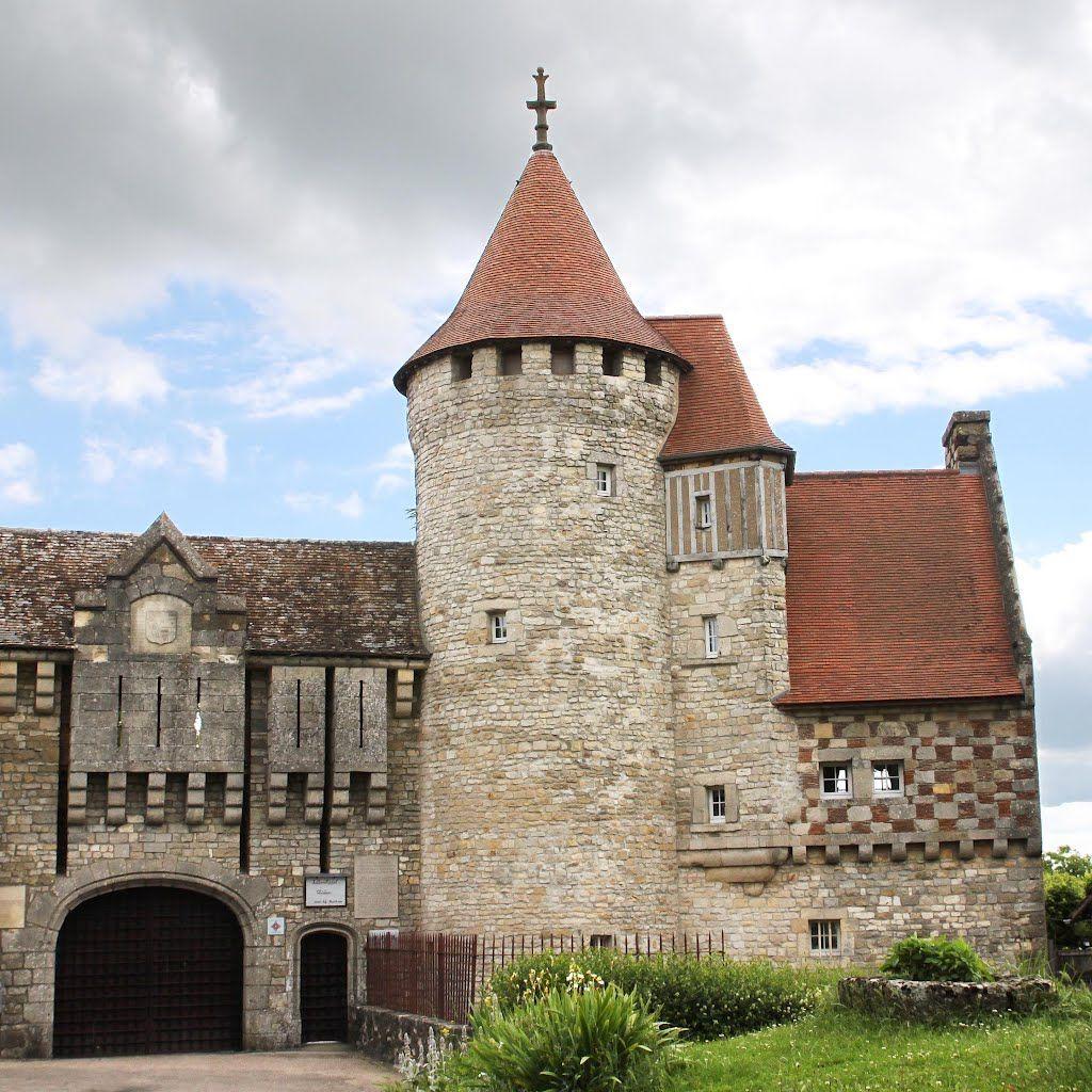 Le château d'Hattonchâtel, Vigneulles-lès-Hattonchâtel, Lorraine