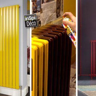 peinture radiateur | mon tableau | pinterest | comment peindre ... - Comment Peindre Un Radiateur Sans Le Demonter