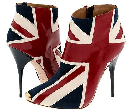 Union Jack Shoes Chaussure Bottes Alexander Mcqueen Belle Chaussure
