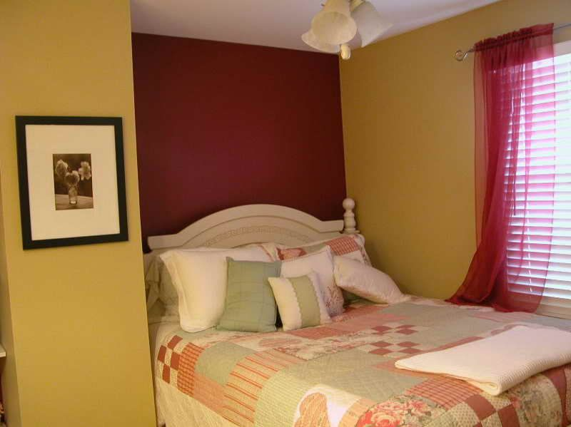 Dark Maroon With Some Yellow Is Exact Contrast To Each Other Red Bedroom Colors Bedroom Paint Schemes Dining Room Colors