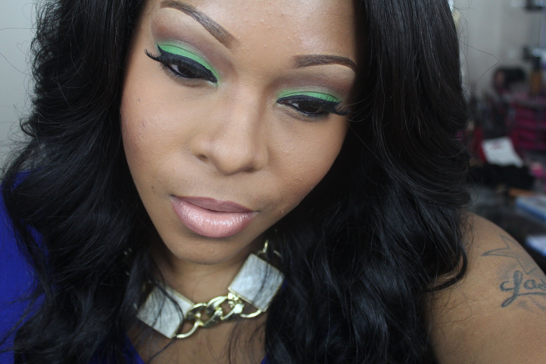 Makeup tutorial green eyeshadow tutorial mac nude lipstick makeup tutorial green eyeshadow tutorial mac nude lipstick baditri Images