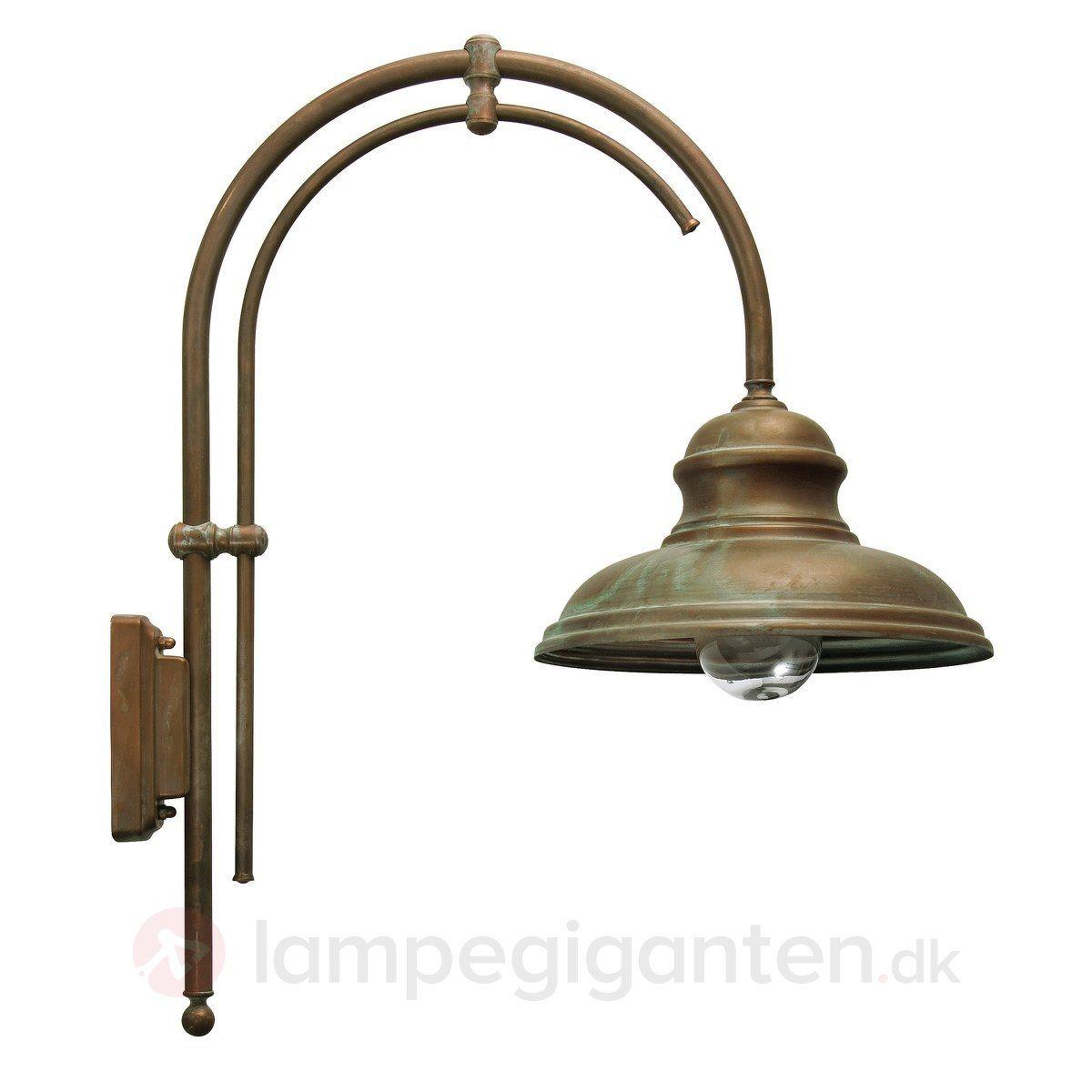 VILMA traditionel udendørs væglampe