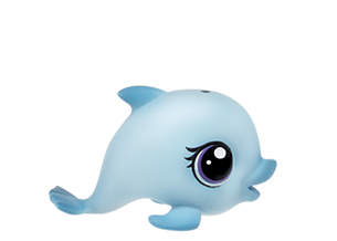 Donner Odolphin Littlest Pet Shop Little Pet Shop Pet Shop