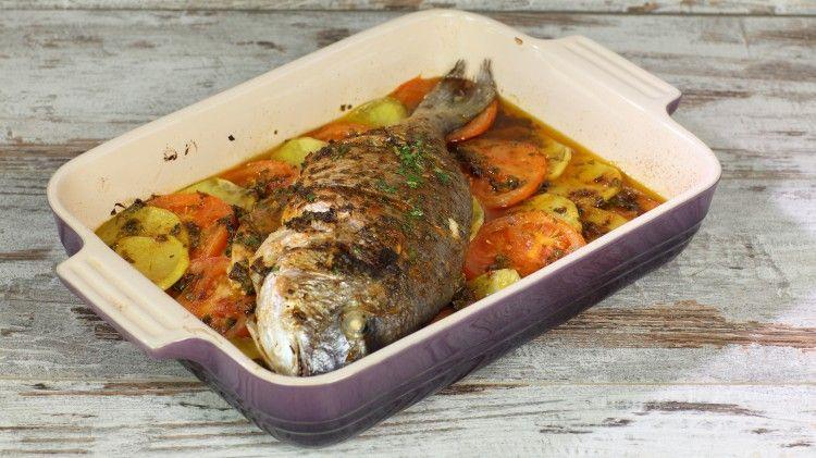 Ricetta Orata Sfiziosa.Orata Alla Chermoula Ricetta Ricette Cucina Tradizionale Idee Alimentari