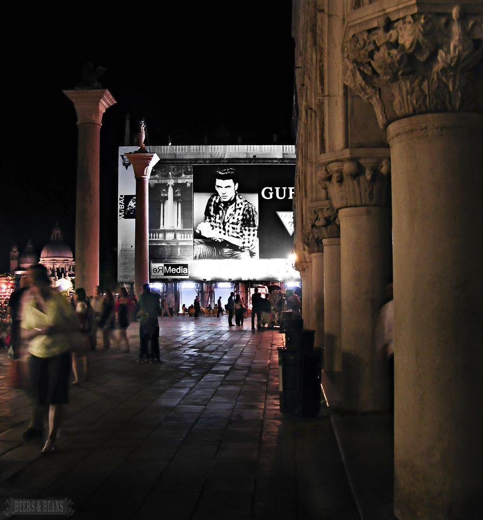 Venice After Dark - via Beers & Beans